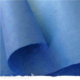 papier-nepalais-lokta-bleu-jean-papier-cartonnage-papier-meuble-en-carton