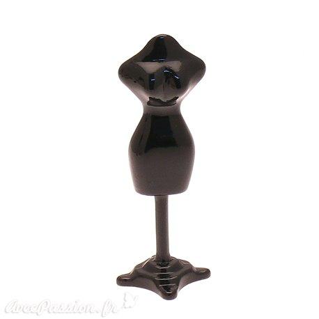 Mannequin pour robes amanda yeh noir 8cm