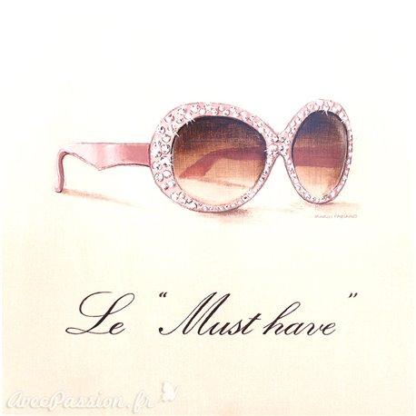Reproduction pinup lunettes de soleil le must have marco fabiano