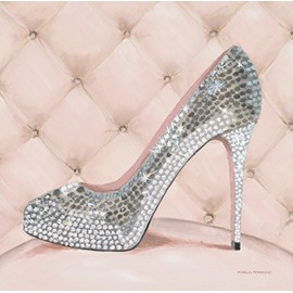 Reproduction pin-up chaussure bling bling Marco Fabiano