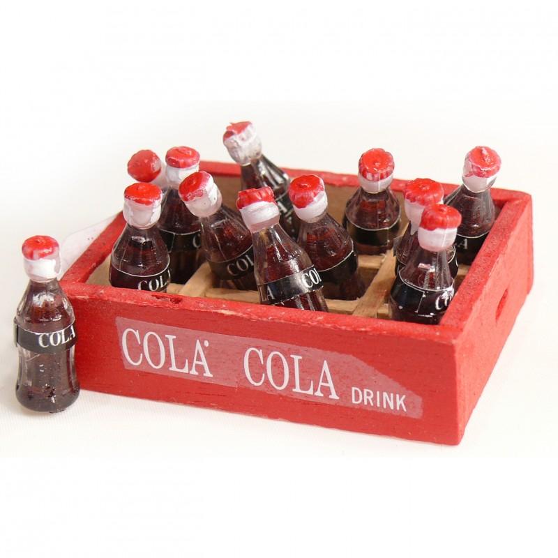 objet pour vitrine miniature cagette coca achat vente. Black Bedroom Furniture Sets. Home Design Ideas