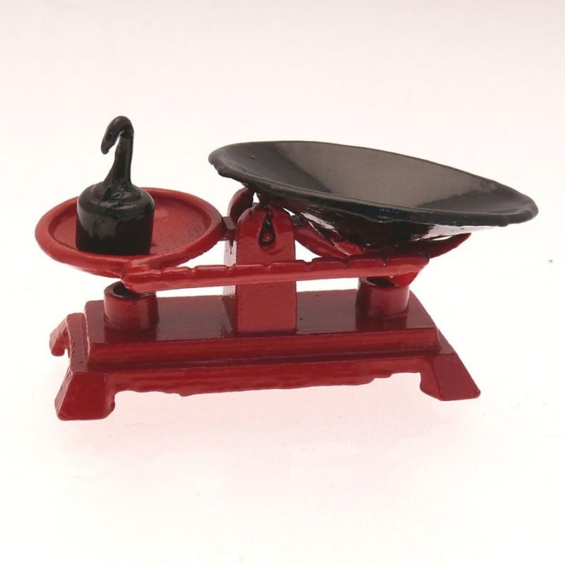 miniature vitrine balance de m nage neuf ebay. Black Bedroom Furniture Sets. Home Design Ideas
