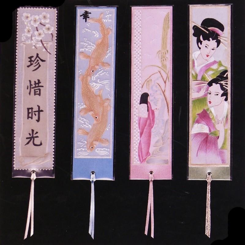 Patrons dentelle de papier parchment craft ad le miller - Modele marque page ...