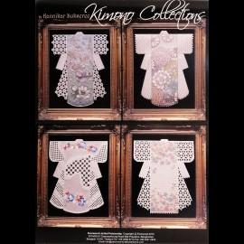 Modèles Kannikar Sukseree patron Pergamano kimono pattern 3