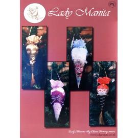 Modèles Lady Manita patron Pergamano pattern 5