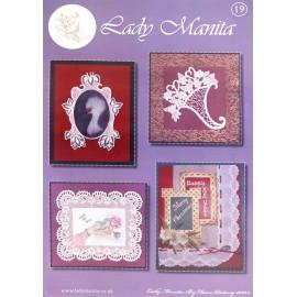 Modèles Lady Manita patron Pergamano pattern 19