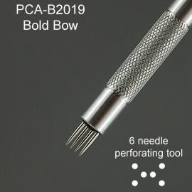 PCA outil perforation aile 6 pointes épaisses