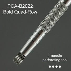 PCA outil perforation 4 pointes épaisses en ligne