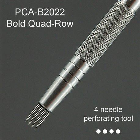 PCA outil de perforation 4 pointes épaisses en ligne