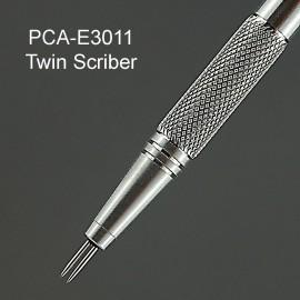 PCA outil à embosser tracer 2 lignes