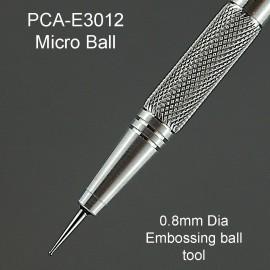 PCA outil à embosser bille 0.8mm