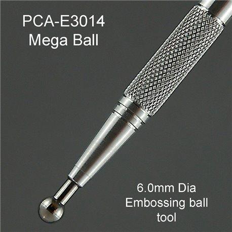 PCA outil à embosser bille 6mm
