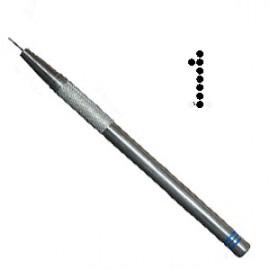 PCA outil de perforation fin nombre 1