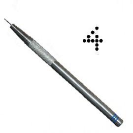 PCA outil de perforation fin nombre 4