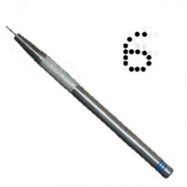 PCA outil de perforation fin nombre 6