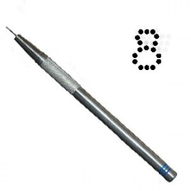 PCA outil de perforation fin nombre 8