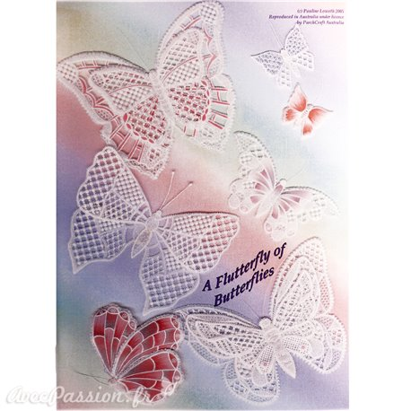 Patrons dentelle papier PCA Pauline Loweth a flutterby