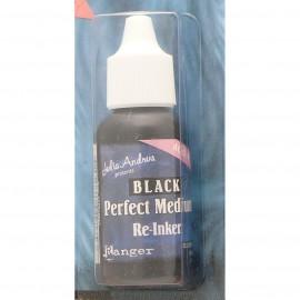 Perfect medium recharge noire Ranger pour poudre à pigment