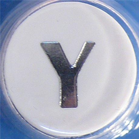 Perforatrice alphabet lettre majuscule Y 6x8mm