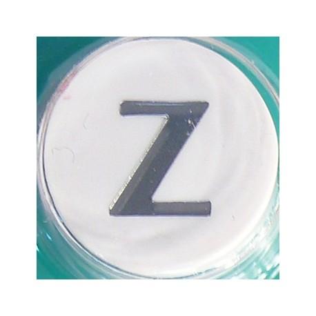 Perforatrice alphabet lettre majuscule Z 6x8mm