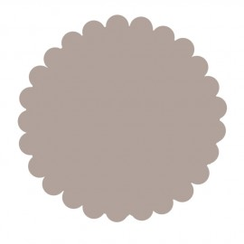 Perforatrice cercle festonné jumbo Artemio 2.5x2.5cm