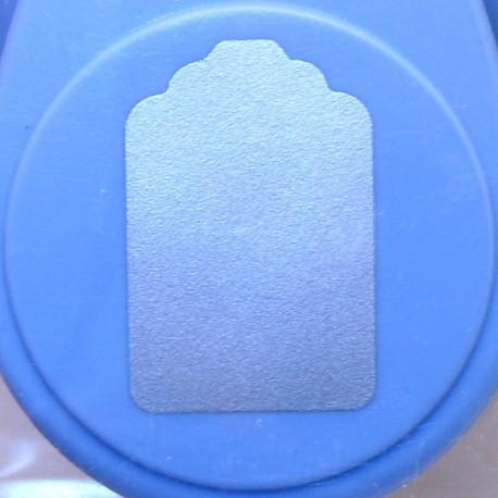 Perforatrice étiquette 1.5x2.5cm Vihcp209