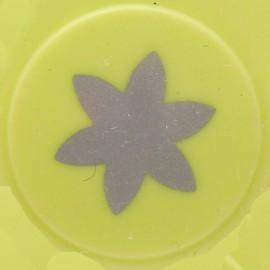Perforatrice fleur 6 pétales 1.5cm