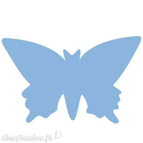 Perforatrice géante papillon stylisé Artemio 4.5cm