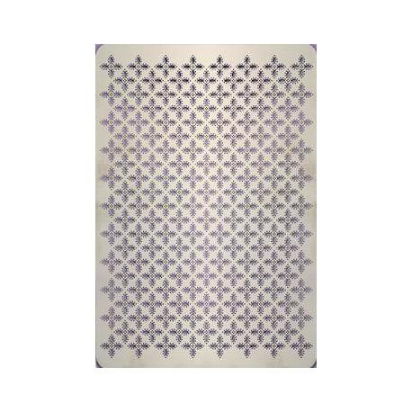 Pergamano grille embossage piquage 02 bordures 31459