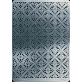 Pergamano grille embossage piquage 03 bordures 31457
