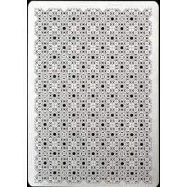 Pergamano grille embossage piquage 07 bordures 31453