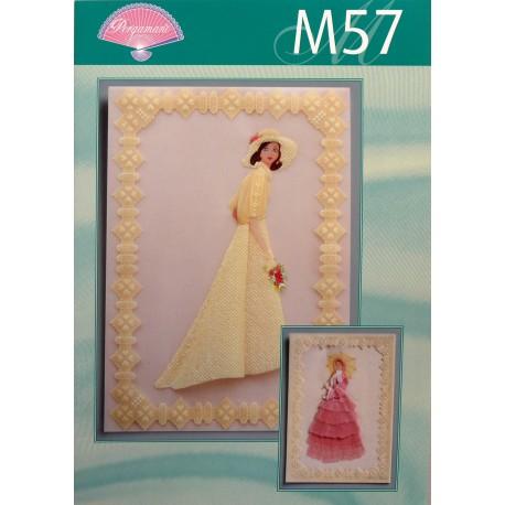 Modèles Pergamano patron M57 haute couture