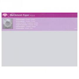 Pergamano papier parchemin blanc regular A4 25fe 61481