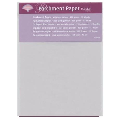 Pergamano papier parchemin blanc regular A5 12fe 61482