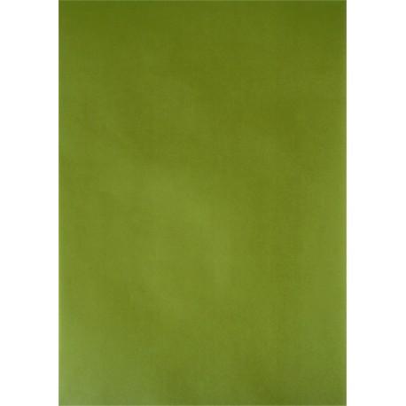 Pergamano feuille parchemin vert feuille 61587 à l'unité