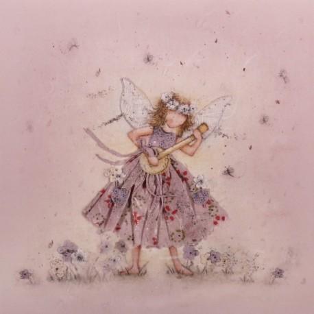 Carte postale Berni Parker's whispers on wings