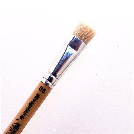 Pinceau à colle poils soie décopatch 05 - 0.5cm
