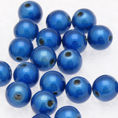 Perles fantaisie miracle deepsea 8mm qu5