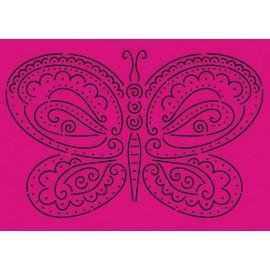 Grille nellie snellen papillon n°2