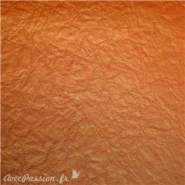 papier-precieux-or-rouge-coton-froisse-papier-cartonnage-meuble-en-carton