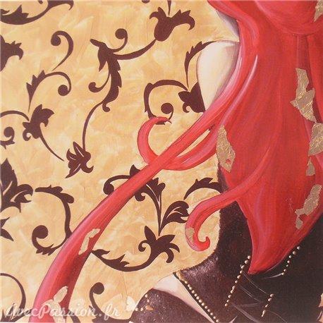 Carte postale Aurélie Rhumeur obsession