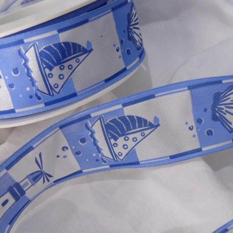 Ruban tissu phare 4cm x 4m