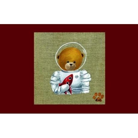 Carte postale Les Ours de Sissi