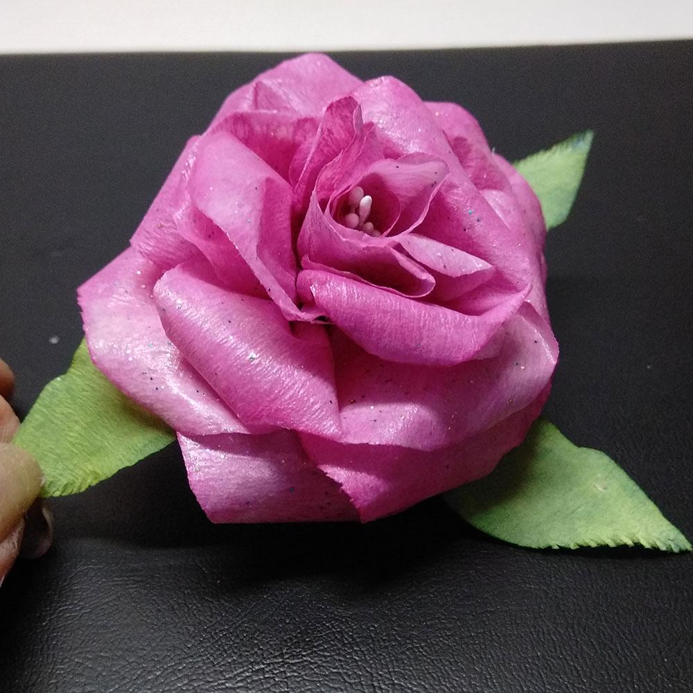 Defi de la rose gagnant