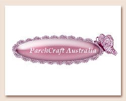 Parchcraft australia, parchment craft, pergamano
