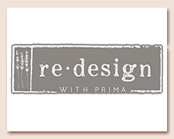 Re-design with Prima scrapbooking home deco