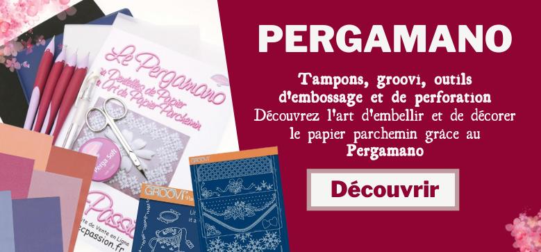 Fournitures Pergamano