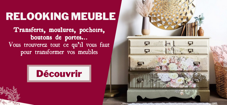 Fournitures relooking meuble